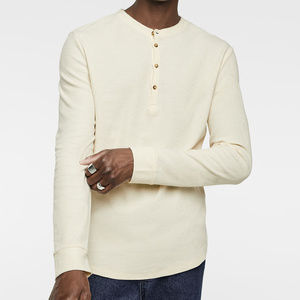Men's Zara Thermal Long Sleeve Shirt
